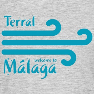 Welcome to Malaga 4 T-Shirts - Men's T-Shirt