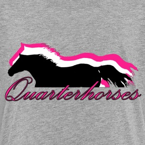 Quarterhorses - Teenager Premium T-Shirt