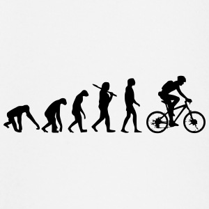 BIKE EVOLUTION Long Sleeve Shirts - Baby Long Sleeve T-Shirt