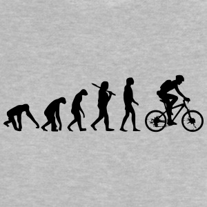 FIETS EVOLUTION Shirts - Baby T-shirt