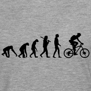 BIKE EVOLUTION Long sleeve shirts - Men's Premium Longsleeve Shirt