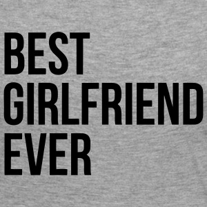BEST GIRLFRIEND EVER Manga larga - Camiseta de manga larga premium mujer