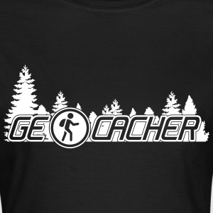 Geocachers T-Shirts - Women's T-Shirt