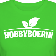 Ontwerp ~ Hobbyboerin