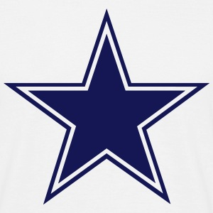 Dallas Cowboys Logo Shirt - Männer T-Shirt