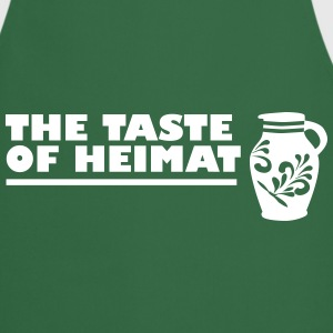 THE TASTE OF HEIMAT - Bembel - Kochschürze