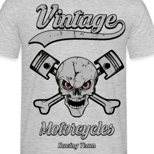 vintage motorcycles team 06 Tee shirts - T-shirt Homme