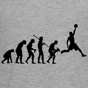 BASKETBALL EVOLUTION Langarmshirts - Teenager Premium Langarmshirt