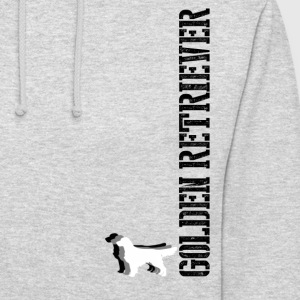Golden Retriever Unisex Shirt - Unisex Hoodie