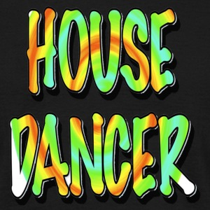 House Dancer - T-skjorte for menn