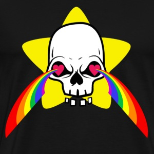 CandySkull Tee shirts - T-shirt Premium Homme