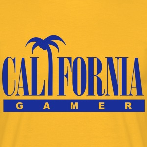 california gamer - T-shirt Homme