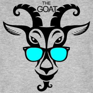 The Goat 3 - Männer Bio-T-Shirt