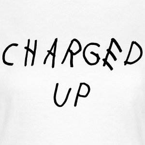 Charged up T-shirts - Vrouwen T-shirt