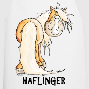 Happy Haflinger  Aprons - Cooking Apron