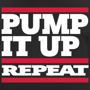 pump it up – repeat [ 2c ] - Männer T-Shirt atmungsaktiv