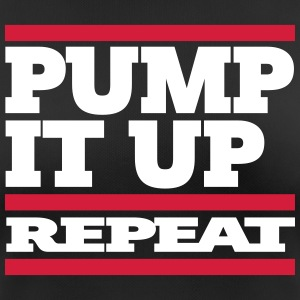 pump it up – repeat [ 2c ] - Frauen T-Shirt atmungsaktiv