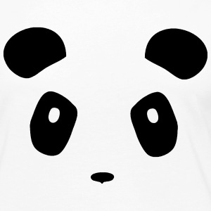 PANDA Long Sleeve Shirts - Women's Premium Longsleeve Shirt