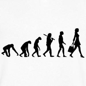 WOMEN EVOLUTION Tee shirts - T-shirt Homme col V