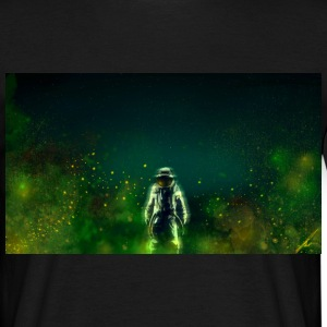 Lost in Space - T-Shirts - Männer T-Shirt