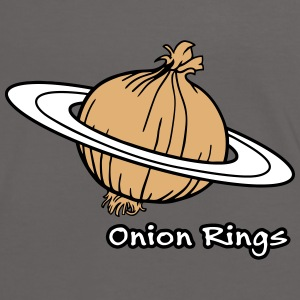 Onion Rings - The rings of onion planet T-Shirts - Women's Ringer T-Shirt