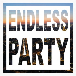 Endless Party  - Männer Bio-T-Shirt