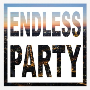 Endless Party - Men's Breathable T-Shirt