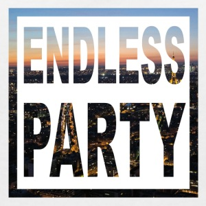 Endless Party T-Shirts - Women's V-Neck T-Shirt