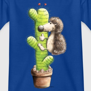 Igel in Love T-Shirts - Kinder T-Shirt