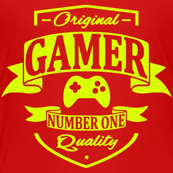 Gamer Shirts - Kids' Premium T-Shirt