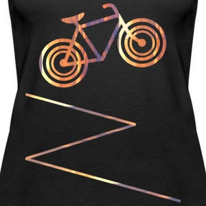 bike Topy - Tank top damski Premium