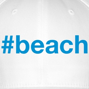 BEACH - Flexfit Baseball Cap