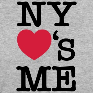 NY (New York) Loves Me T-shirts - Ekologisk T-shirt dam