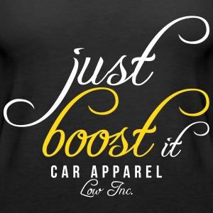 just boost it Tops - Frauen Premium Tank Top