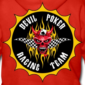 devil poker racing team 02 Sweat-shirts - Veste à capuche Premium Homme