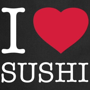 I LOVE SUSHI - Cooking Apron