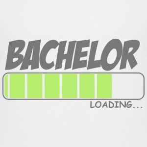 BACHELOR STUDENT T-Shirts - Teenager Premium T-Shirt