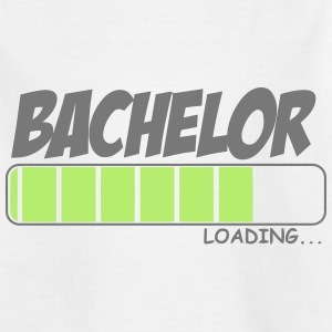 BACHELOR STUDENT T-shirts - Teenager-T-shirt