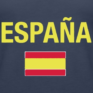 Spain Tops - Women's Premium Tank Top