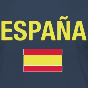 Spain Long Sleeve Shirts - Women's Premium Longsleeve Shirt