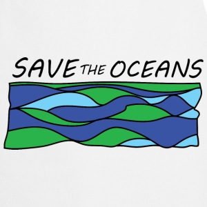 save the oceans Tabliers - Tablier de cuisine