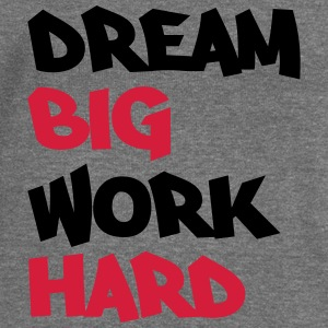 Dream big, work hard Bluzy - Bluza damska Bella z dekoltem w łódkę