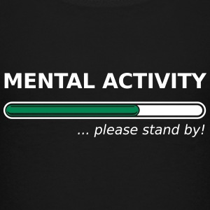 Mental Activity T-Shirts - Teenager Premium T-Shirt