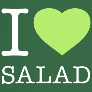 I LOVE SALAD - Kokkeforkle