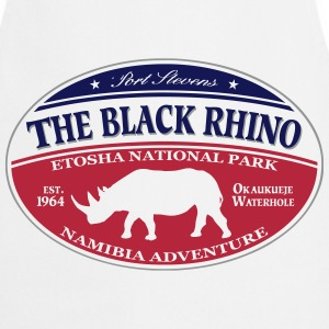 Black Rhino - Namibia Adventure  Aprons - Cooking Apron