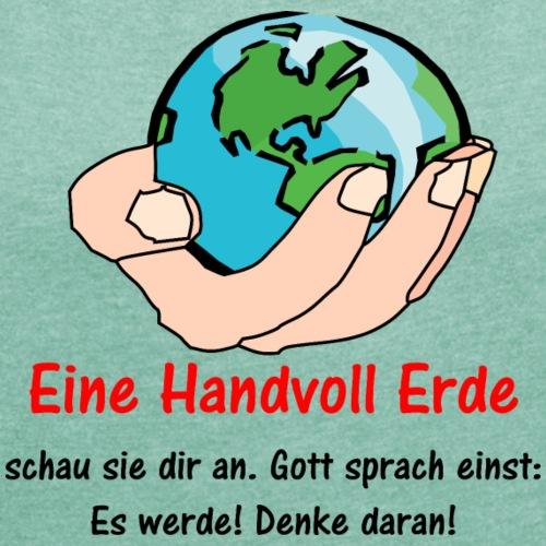 Eine Handvoll Erde