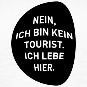 Tourist - Frauen T-Shirt