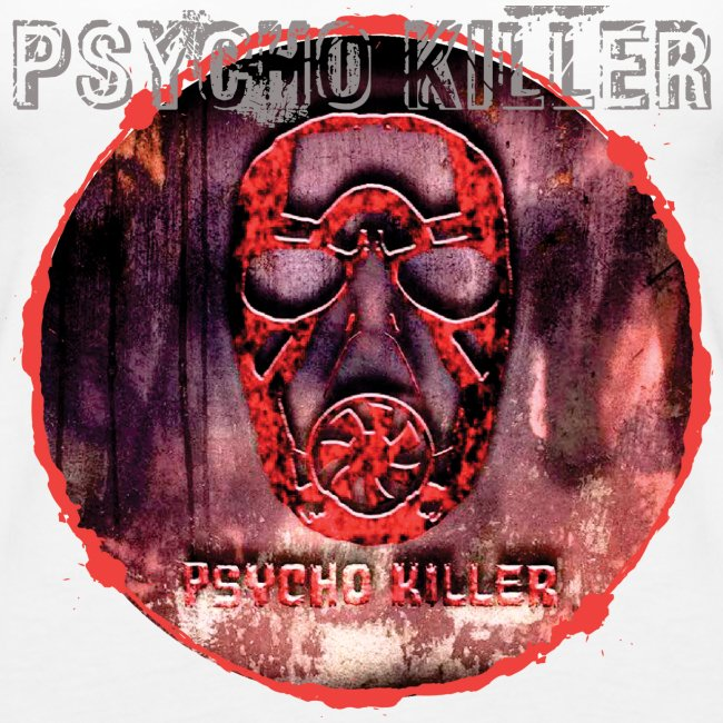 PSYCHO KILLER / TANKTOP LADY #2