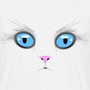 suchbegriff katze augen t shirts spreadshirt. Black Bedroom Furniture Sets. Home Design Ideas