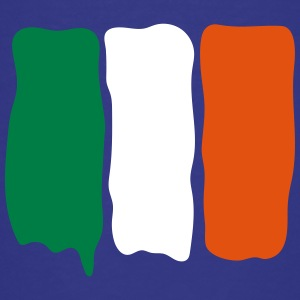 Irish_flag_runny_paint Shirts - Kids' Premium T-Shirt